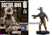 Doctor Who Figurine Collection #028 Morbius Eaglemoss